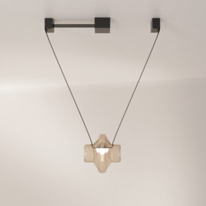 Studio d'armes Lighting Light Ceiling Lamp Design High-end Contemporary Etat des lieux System Scalable