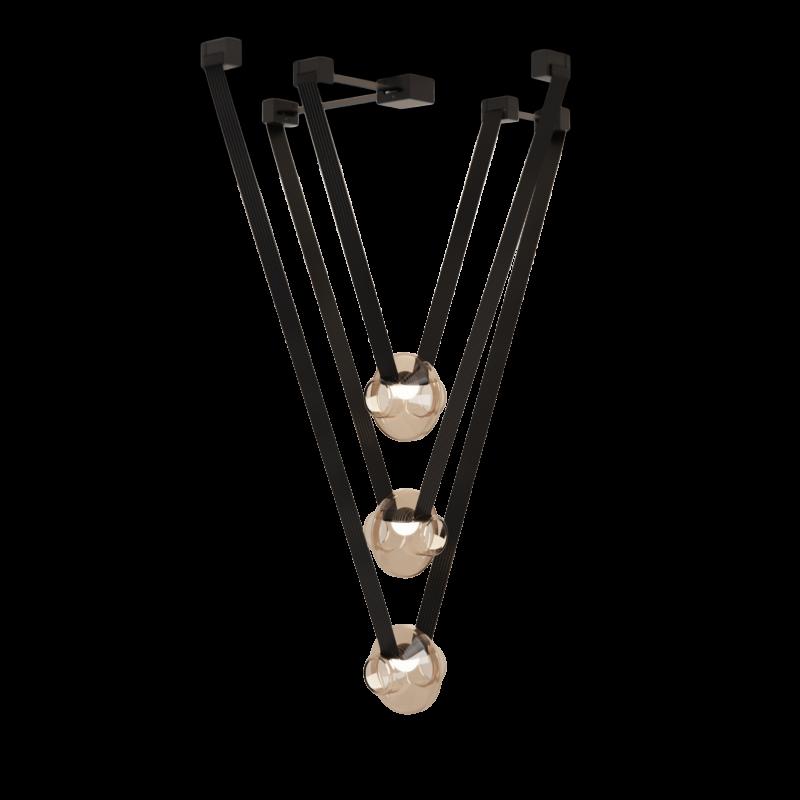 Studio d'Armes pendant adaptive lighting system
