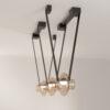 Studio d'armes Lightning Light Ceiling Lamp Design High-end Contemporary Etat des lieux System Scalable