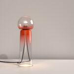 Studio d'armes Lightning Light Table Lamp Design High-end Contemporary Gigi