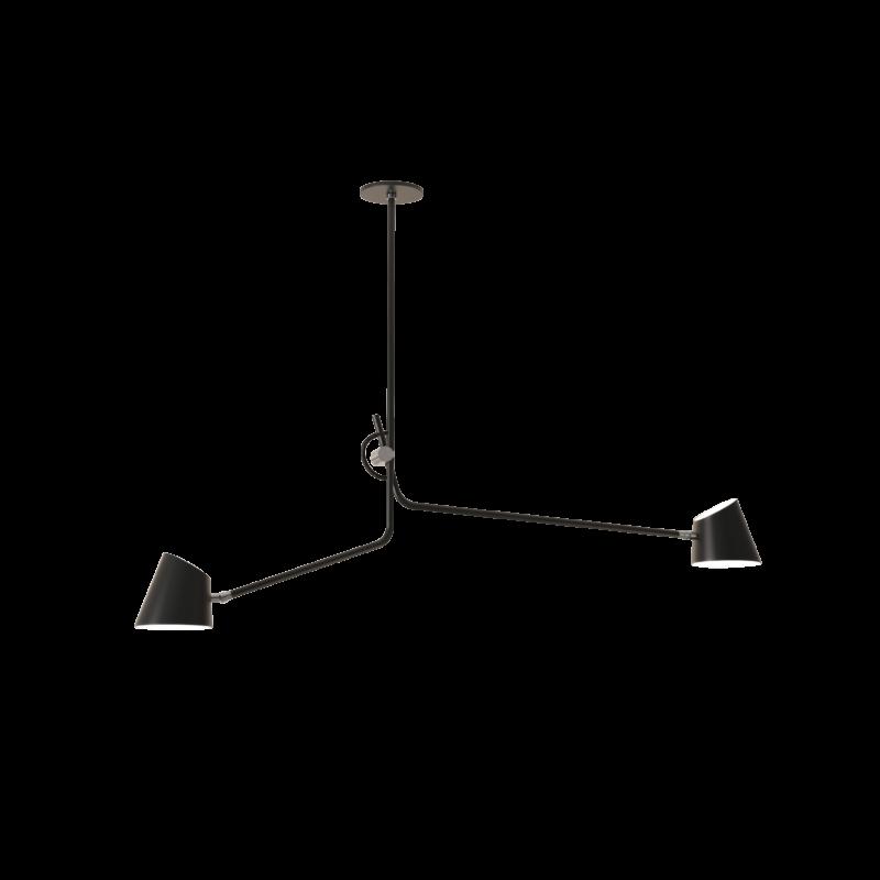 Studio d'Armes Hartau Double pendant lighting