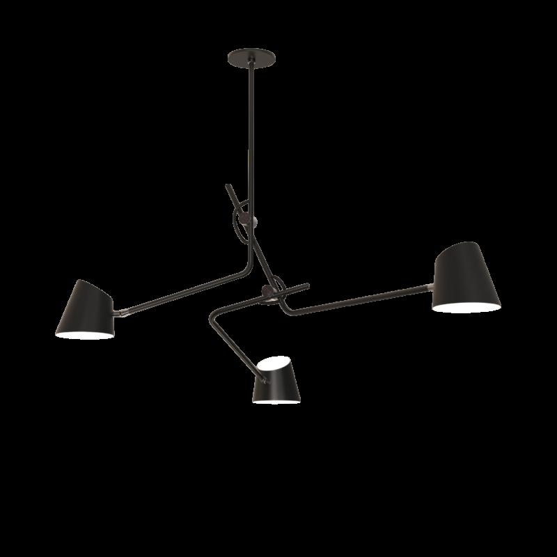 Studio d'Armes adaptive lighting system contemporary pendant