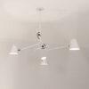 Studio d'armes Lighting Light Ceiling Design High-end Contemporary Hartau Triple