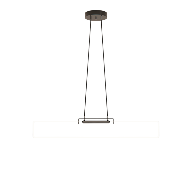 Studio d'Armes Ra Suspension Contemporary pendant Hand Bent Neon